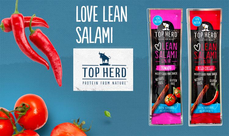 Lean Salami Mild Chili
