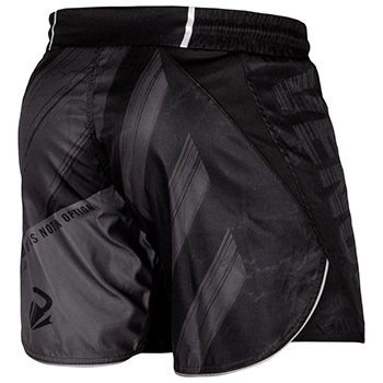 AMRAP Fightshorts Black / Grey