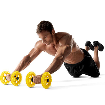 Fitness Exercise Wheels