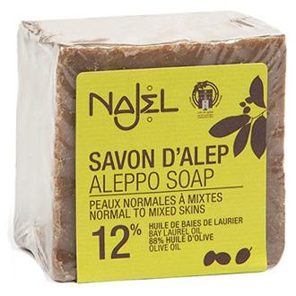Savon Alep 12% HBL
