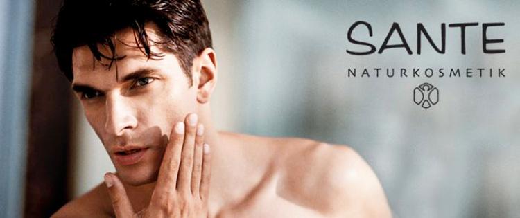 SANTE Homme deodorant Caffeine & Aeao
