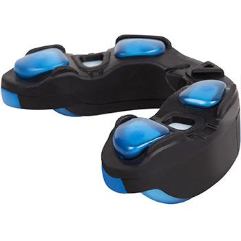 Predator Mouthguard Blue Black