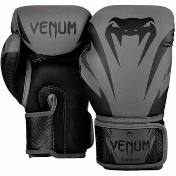 Impact Boxing Black Grey