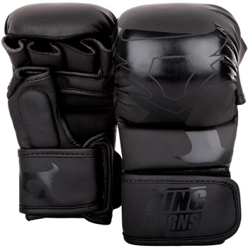 Charger Sparring Gloves Black / Black