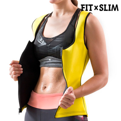 Sauna Womens Suit Vest