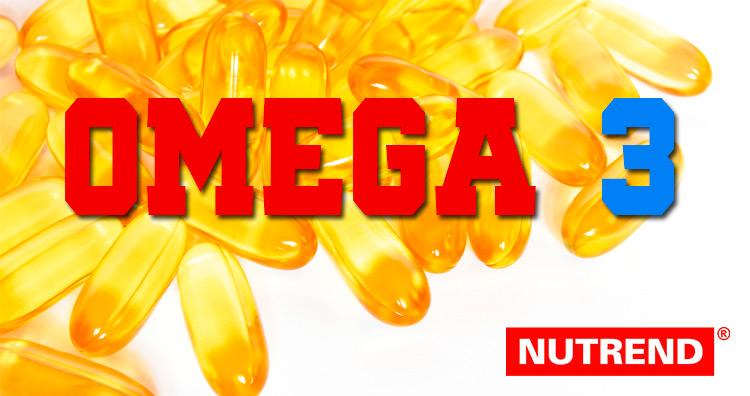 Omega 3 Nutrend