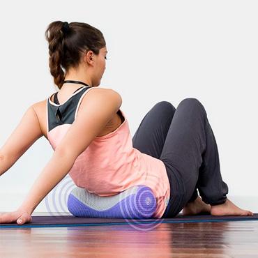 Vibro Yoga Roll