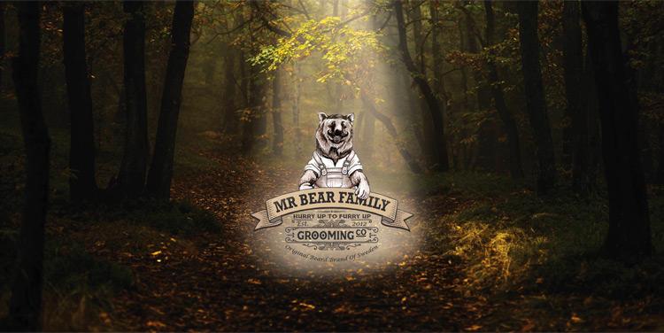 Mr. Bear Family Face Scrub
