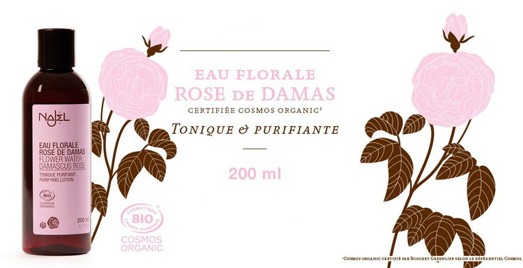 Eau de Rose de Damas