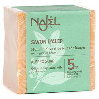 Savon Alep 5% HBL