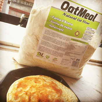 OatMeal Natural Flour