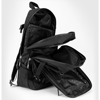 Challenger Pro Evo Backpack Black White