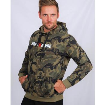 Sweat Capuche Camouflage