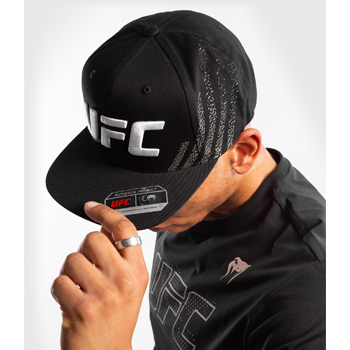 UFC Authentic Fight Night Walkout Hat Black