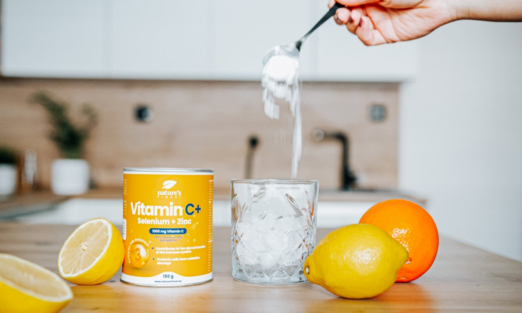 Vitamin C + Selenium + Zinc