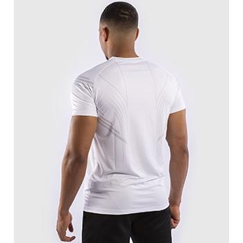 UFC Pro Line Tee Shirt Dry Tech White