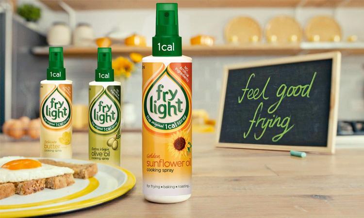 Frylight Spray Oils
