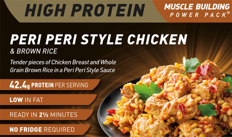 Peri Peri Style Chicken