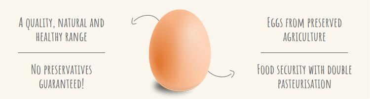 ROA Liquid Egg White