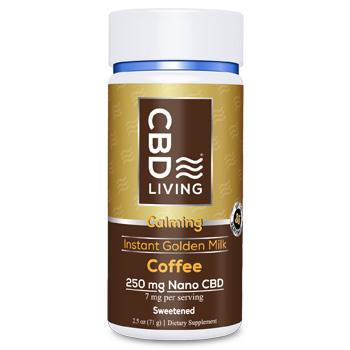 CBD Living Instant Coffee