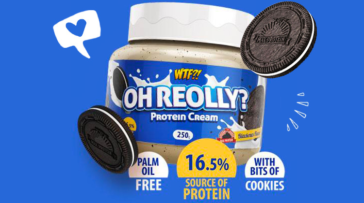 Protein Cream WTF Collection