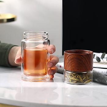 Glass Cup Tea