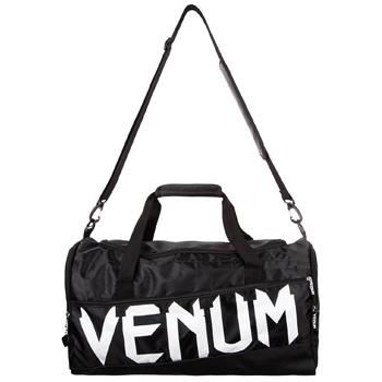 Sparring Sport Bag Black White