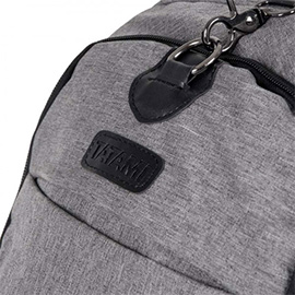 Travel Grey Backpack