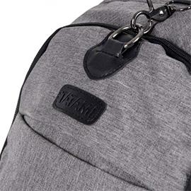 Travel Grey Backpack