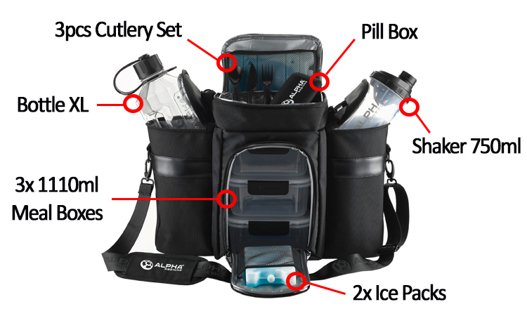 Alpha Designs Meal Bag System