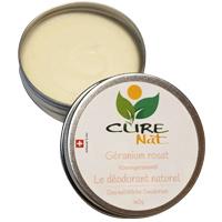 Deodorants Naturels Curenat