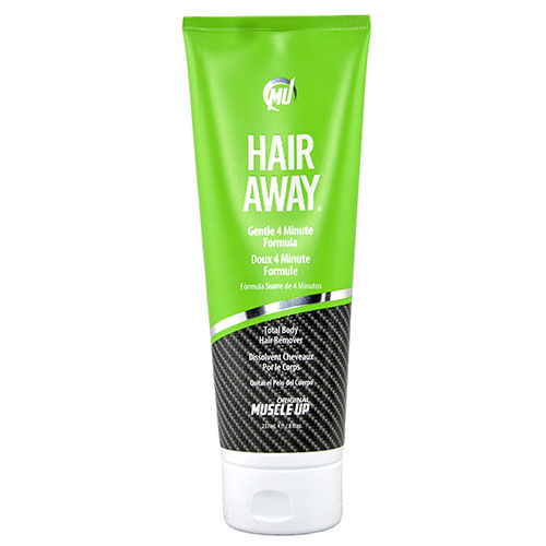 Hair Away Muscle Up