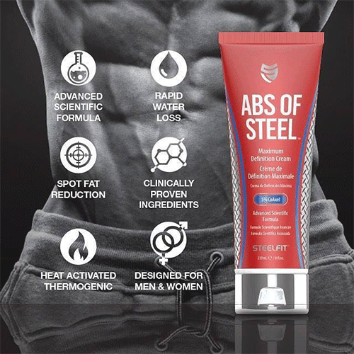 Abs of Steel Steelfit
