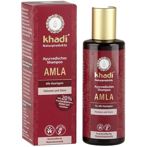 KHADI Amla Shampooing