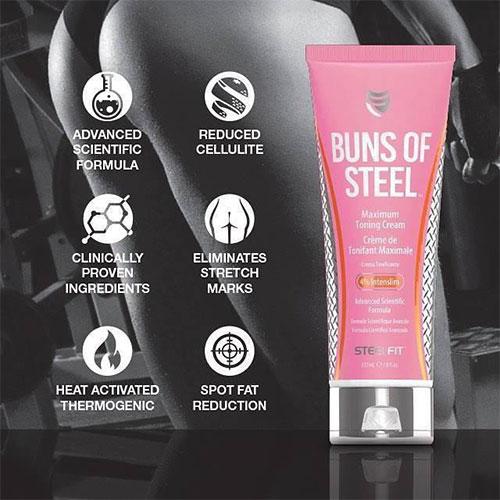 Buns of Steel Steelfit