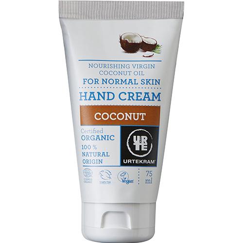 URTEKRAM Creme pour mains Coconut