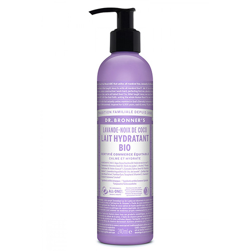 DR BRONNERS Lotion Lavender Coconut