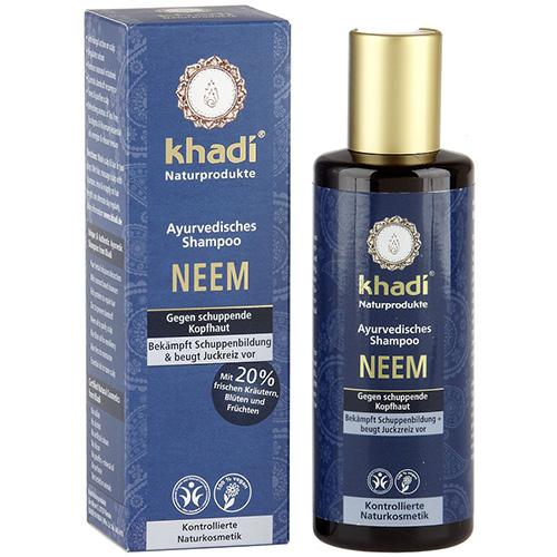KHADI Shampooing anti-pelliculaire au Neem