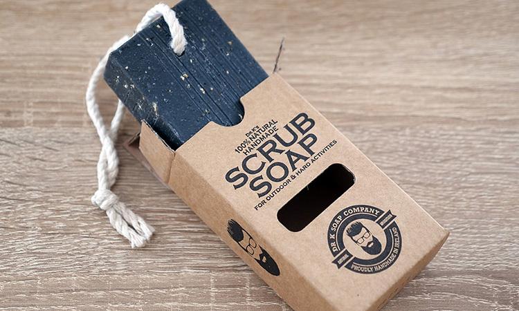 Scrub Soap