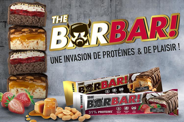 Eric Favre - The Barbar