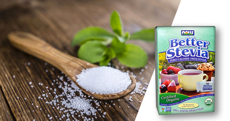 Better Stevia Organic