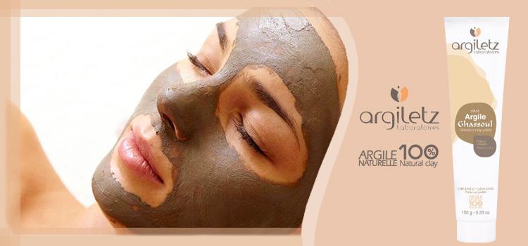 Masque Argile Ghassoul