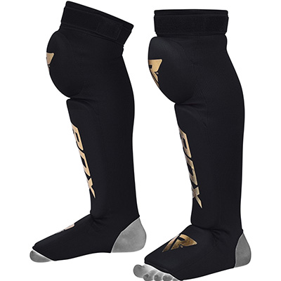RDX Shin Guards Instep Leg Pads Knee