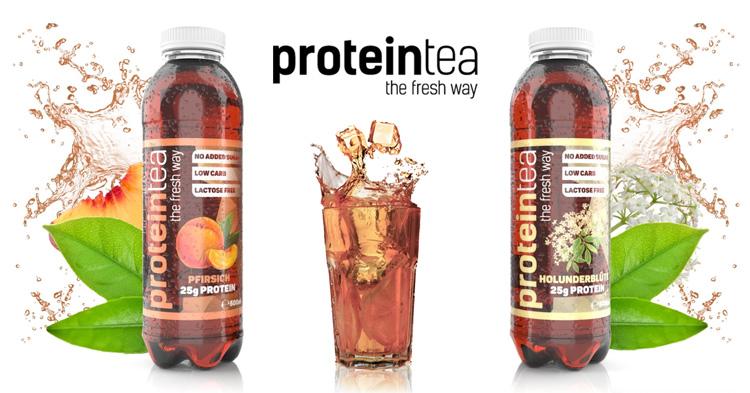 Protein Tea