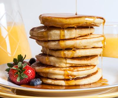Panic Pancake Maple Madness