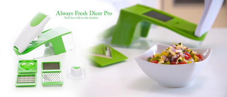 Always Fresh Dicer Pro