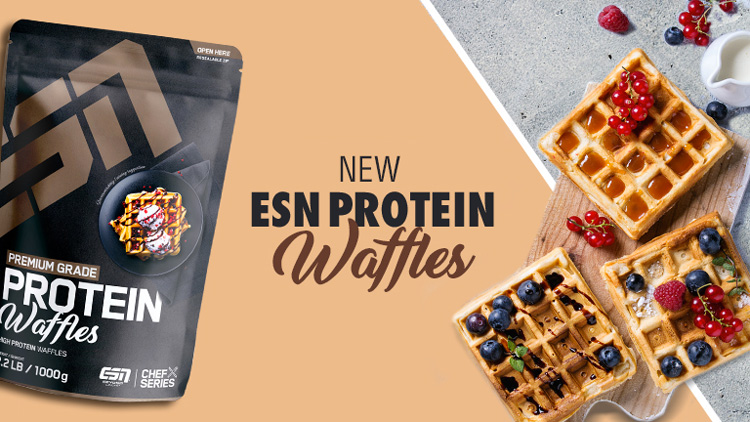 Protein Waffles