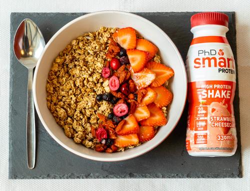 PHD Smart Protein Shake