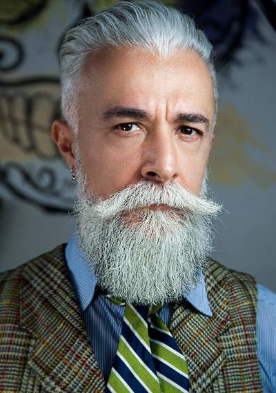 Solomon s beard Alessandro Manfredini