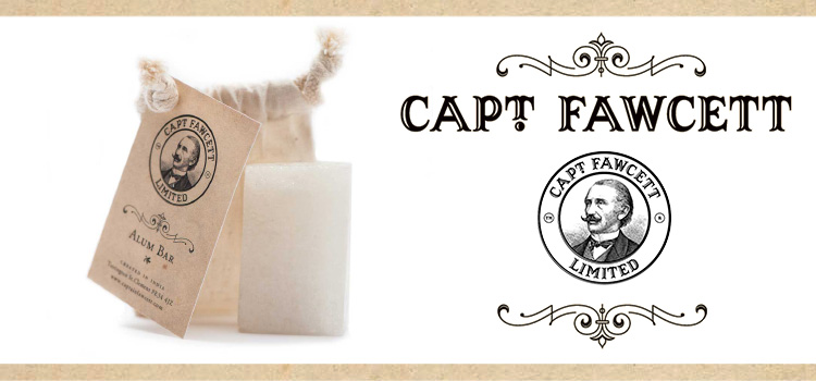 Captain Fawcett Alum Bar